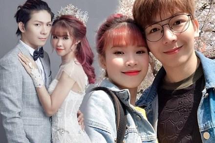 Hành trình yêu 7 năm của vợ chồng Khởi My - Kelvin Khánh: Ngập tràn hạnh phúc bên nửa kia, cứ sống hết mình cho ngày hôm nay!