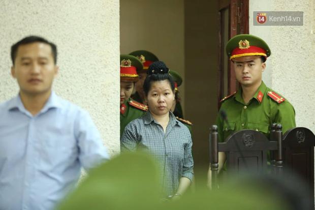 Hoãn phiên xử phúc thẩm mẹ nữ sinh giao gà và đồng phạm về tội buôn bán trái phép chất ma túy-8