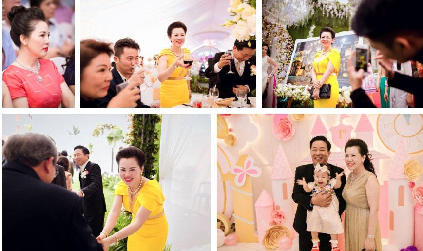 Nhan sắc quyền lực, quý phái của bà chủ tòa lâu đài lộng lẫy ở Nam Định, hóa ra là nhân vật từng rất quen trên mạng xã hội-7