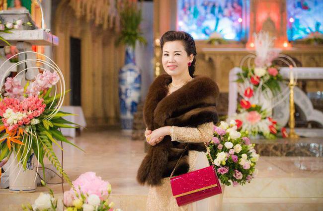Nhan sắc quyền lực, quý phái của bà chủ tòa lâu đài lộng lẫy ở Nam Định, hóa ra là nhân vật từng rất quen trên mạng xã hội-5