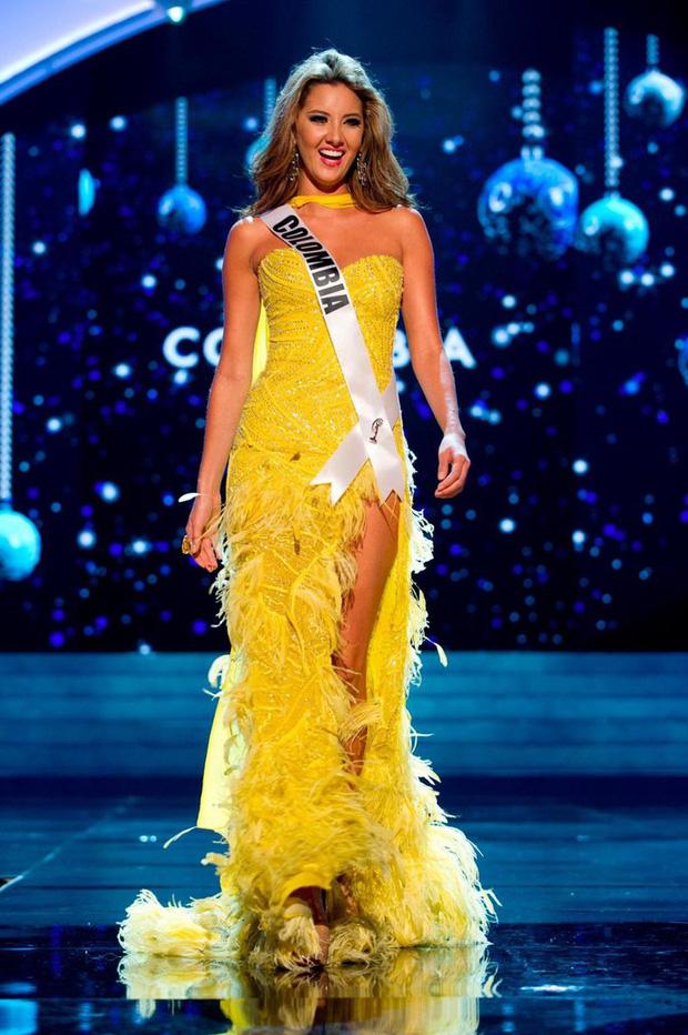 Xót xa nụ cười lạc quan cùng hình ảnh sắc vóc đỉnh cao của Hoa hậu Colombia bị cưa chân trái vì biến chứng phẫu thuật-3