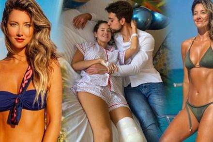 Xót xa nụ cười lạc quan cùng hình ảnh sắc vóc đỉnh cao của Hoa hậu Colombia bị cưa chân trái vì biến chứng phẫu thuật