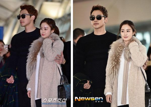 Không chỉ quyền lực, vợ chồng Kim Tae Hee - Bi Rain còn giàu nứt đố đổ vách, hai cô con gái chính là thiên kim tiểu thư hạng nhất xứ Hàn-3