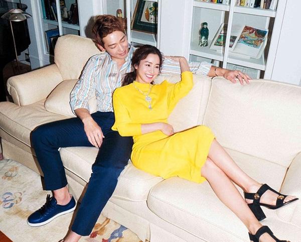 Không chỉ quyền lực, vợ chồng Kim Tae Hee - Bi Rain còn giàu nứt đố đổ vách, hai cô con gái chính là thiên kim tiểu thư hạng nhất xứ Hàn-6