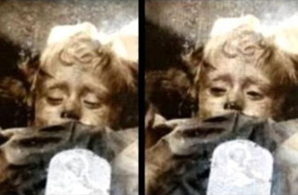 Bí ẩn xác ướp bé gái xinh xắn được ví như phiên bản thật của Công chúa ngủ trong rừng, 100 năm tuổi vẫn còn chớp mắt-4
