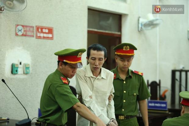 Xử phúc thẩm vụ nữ sinh giao gà: Bùi Thị Kim Thu nói khó thở-8