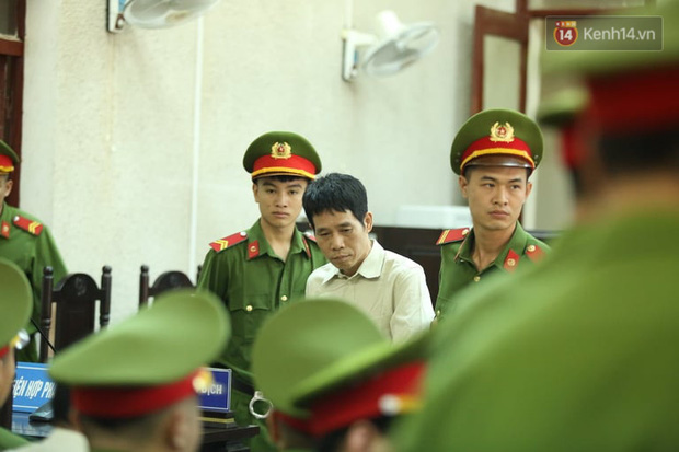 Xử phúc thẩm vụ nữ sinh giao gà: Bùi Thị Kim Thu nói khó thở-10