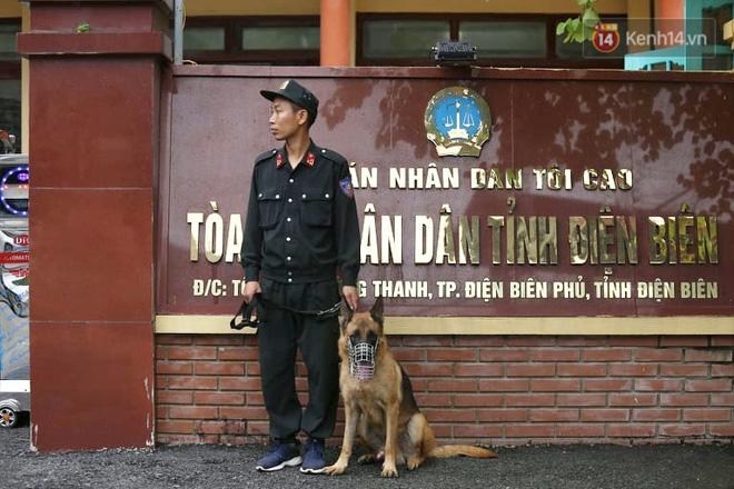 Xử phúc thẩm vụ nữ sinh giao gà: Bùi Thị Kim Thu nói khó thở-13