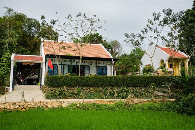 Đẹp giản dị ngôi nhà cấp 4 với chi phí 650 triệu con trai kiến trúc sư xây tặng cha mẹ dưỡng già ở Quảng Nam-2