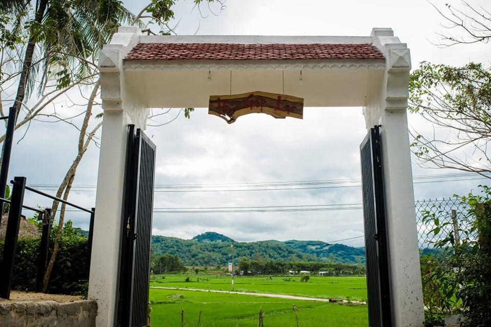 Đẹp giản dị ngôi nhà cấp 4 với chi phí 650 triệu con trai kiến trúc sư xây tặng cha mẹ dưỡng già ở Quảng Nam-3