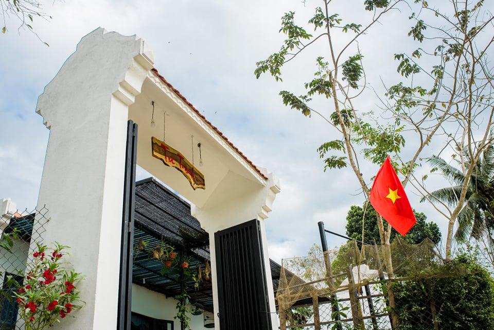 Đẹp giản dị ngôi nhà cấp 4 với chi phí 650 triệu con trai kiến trúc sư xây tặng cha mẹ dưỡng già ở Quảng Nam-4
