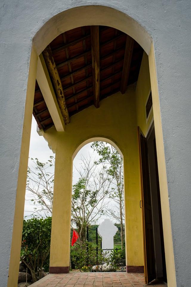 Đẹp giản dị ngôi nhà cấp 4 với chi phí 650 triệu con trai kiến trúc sư xây tặng cha mẹ dưỡng già ở Quảng Nam-19