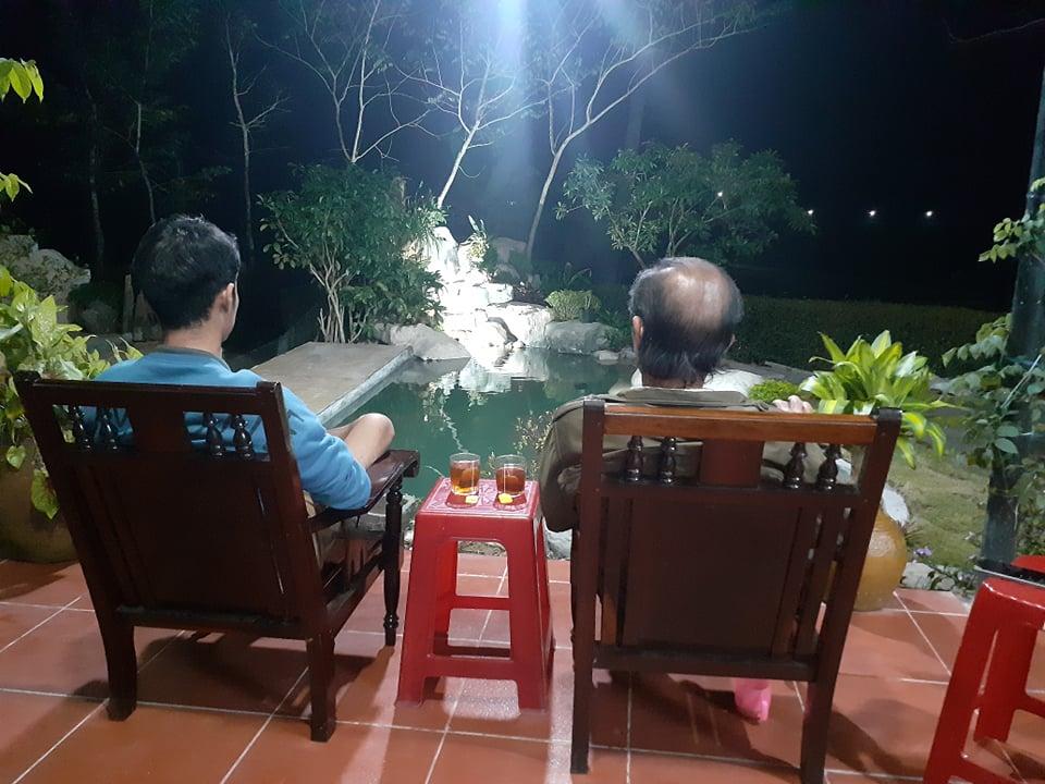 Đẹp giản dị ngôi nhà cấp 4 với chi phí 650 triệu con trai kiến trúc sư xây tặng cha mẹ dưỡng già ở Quảng Nam-20