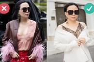 Style đồ ren xuyên thấu của Phượng Chanel: Đẹp - xấu phụ thuộc hết vào sự tiết chế