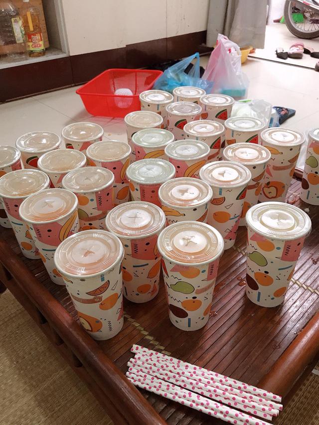 Nàng công sở bán nước hoa quả cho đồng nghiệp, có ngày lãi gần 3 triệu-2