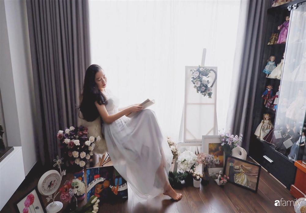 Căn hộ 80m² với phong cách vintage và bộ sưu tập hàng trăm búp bê của cô giáo dạy đàn ở thành phố biển Nha Trang-1