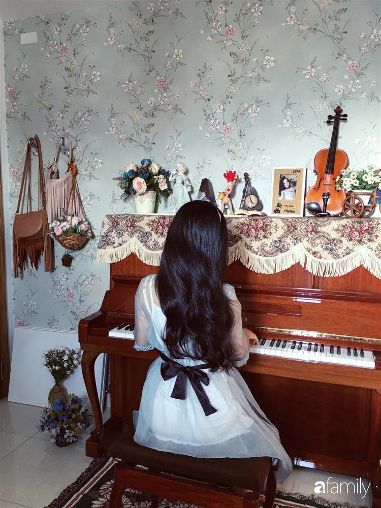 Căn hộ 80m² với phong cách vintage và bộ sưu tập hàng trăm búp bê của cô giáo dạy đàn ở thành phố biển Nha Trang-4
