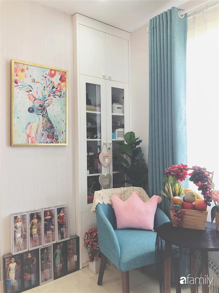 Căn hộ 80m² với phong cách vintage và bộ sưu tập hàng trăm búp bê của cô giáo dạy đàn ở thành phố biển Nha Trang-7