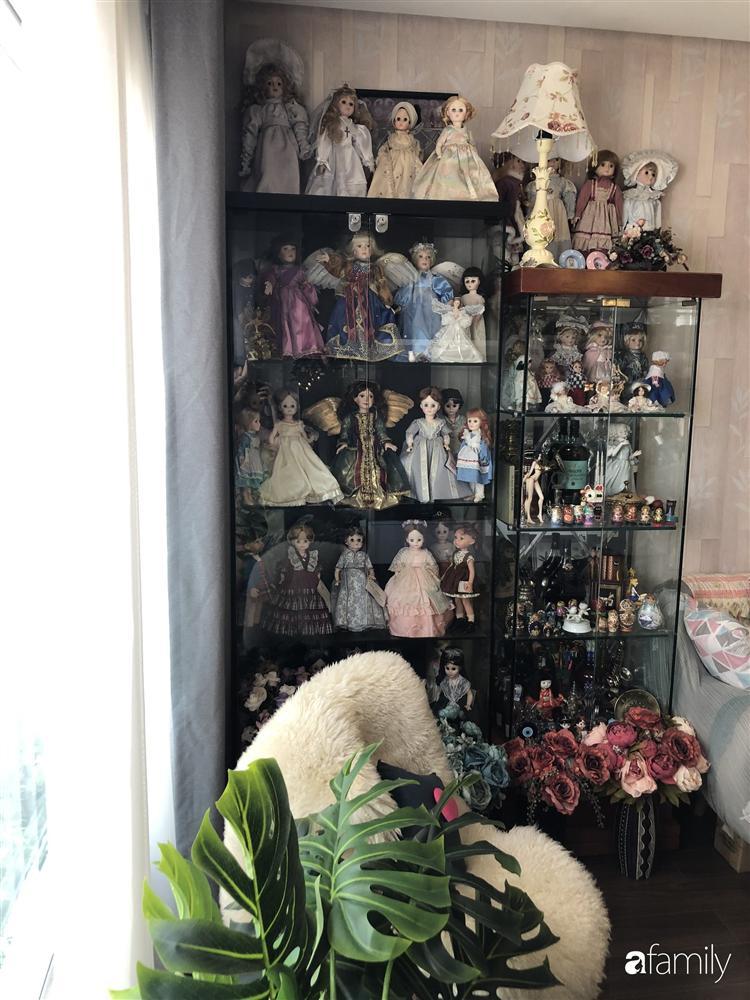 Căn hộ 80m² với phong cách vintage và bộ sưu tập hàng trăm búp bê của cô giáo dạy đàn ở thành phố biển Nha Trang-10