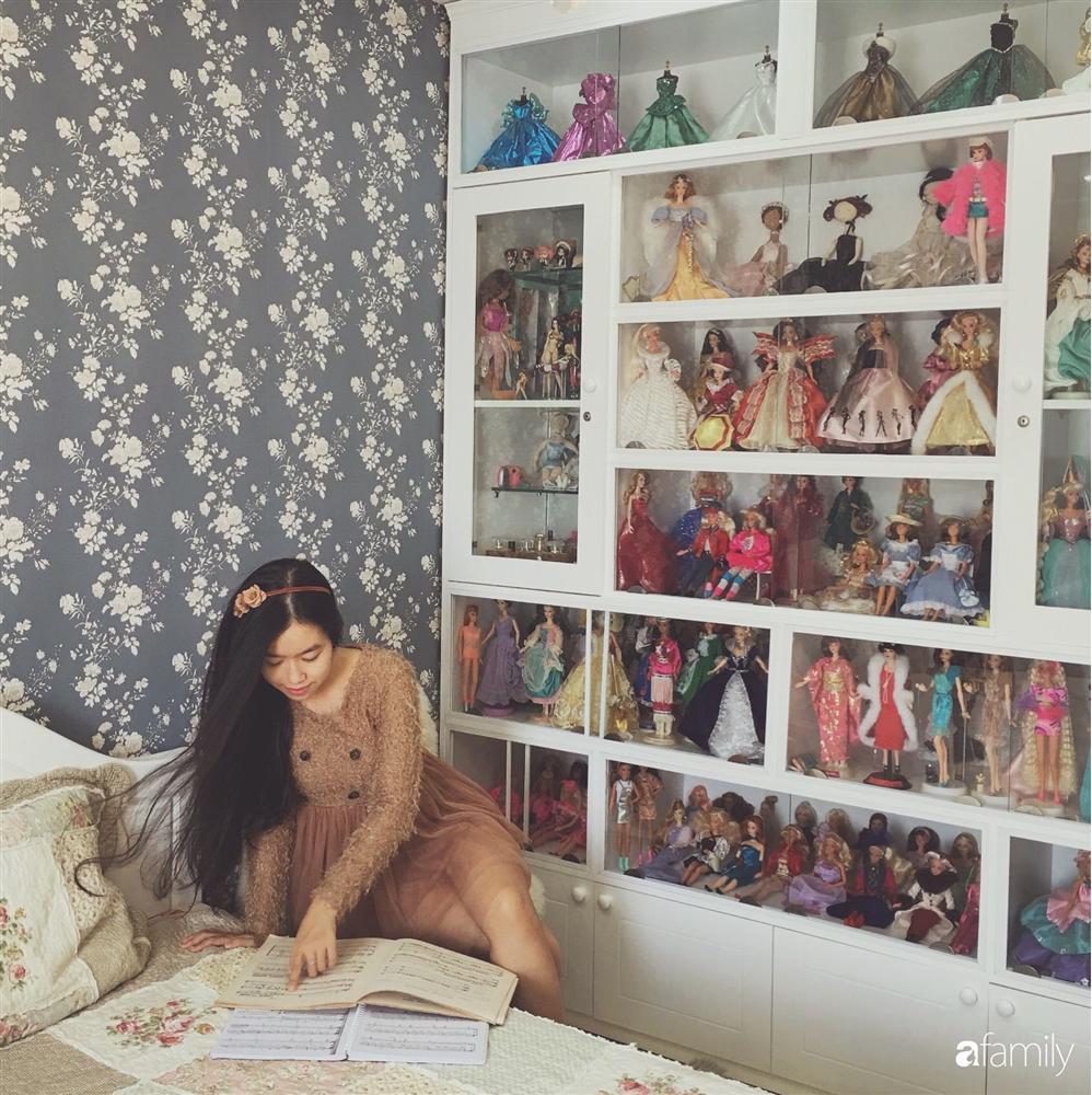 Căn hộ 80m² với phong cách vintage và bộ sưu tập hàng trăm búp bê của cô giáo dạy đàn ở thành phố biển Nha Trang-14