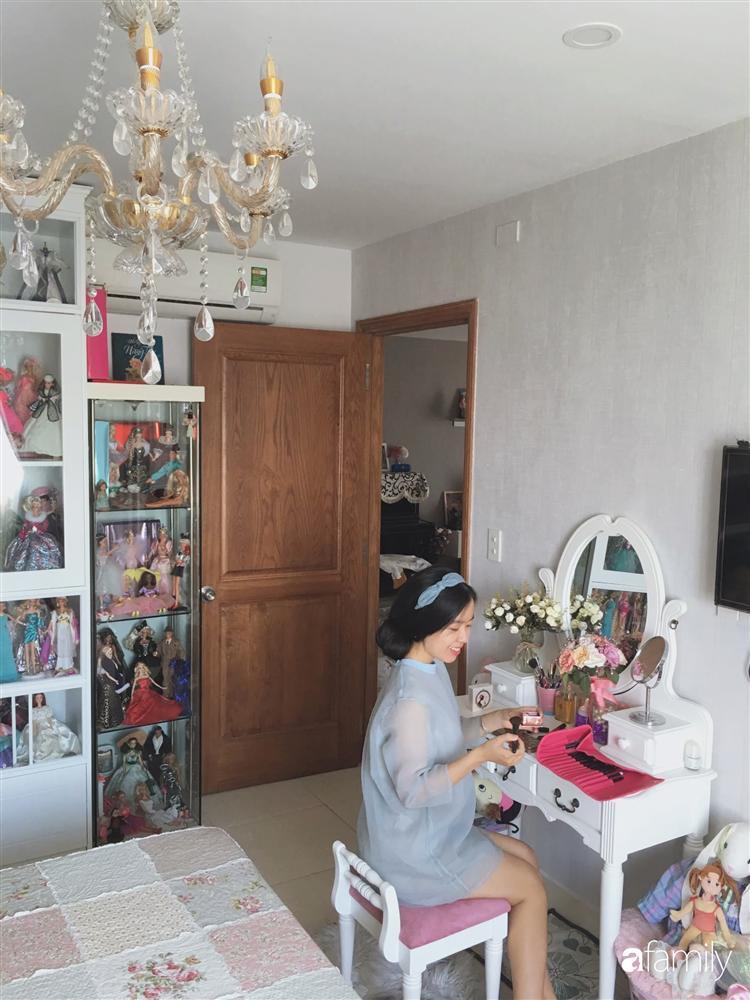 Căn hộ 80m² với phong cách vintage và bộ sưu tập hàng trăm búp bê của cô giáo dạy đàn ở thành phố biển Nha Trang-15
