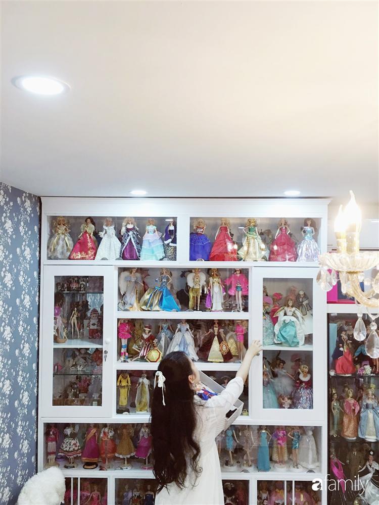 Căn hộ 80m² với phong cách vintage và bộ sưu tập hàng trăm búp bê của cô giáo dạy đàn ở thành phố biển Nha Trang-16