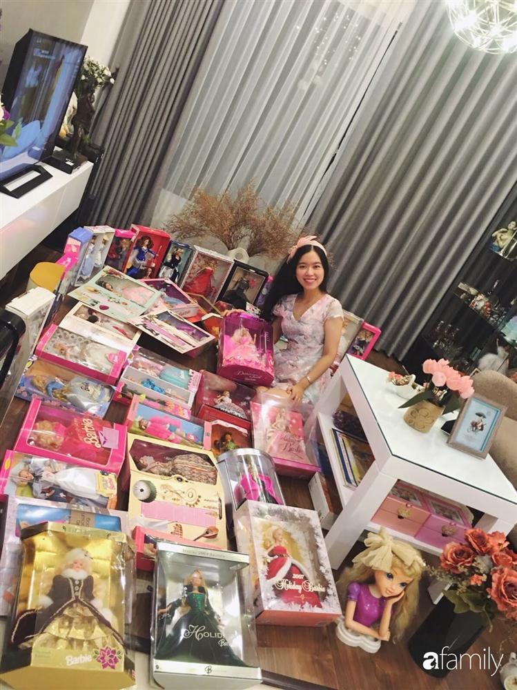 Căn hộ 80m² với phong cách vintage và bộ sưu tập hàng trăm búp bê của cô giáo dạy đàn ở thành phố biển Nha Trang-17