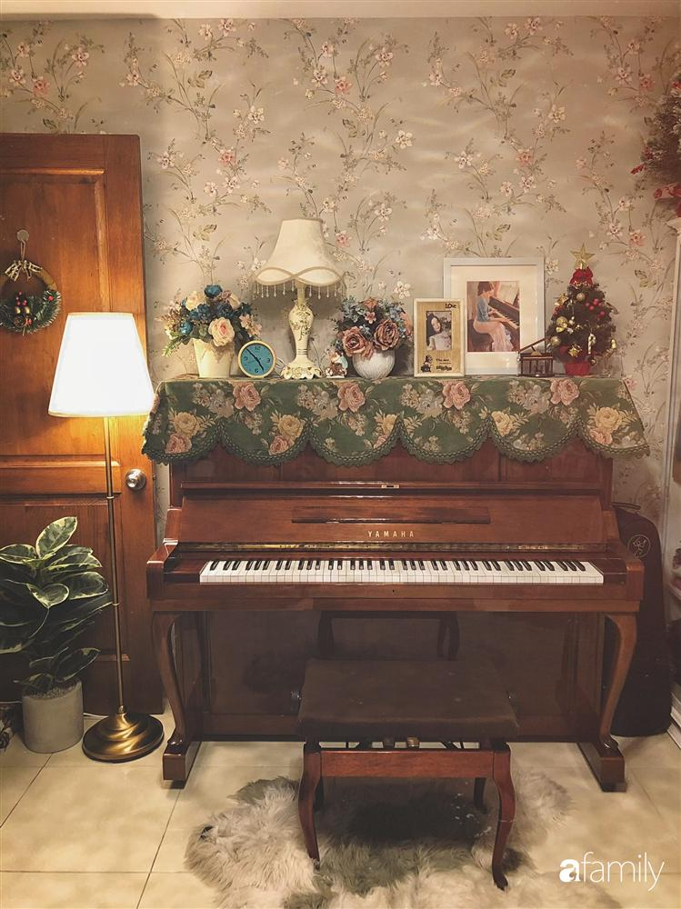 Căn hộ 80m² với phong cách vintage và bộ sưu tập hàng trăm búp bê của cô giáo dạy đàn ở thành phố biển Nha Trang-18