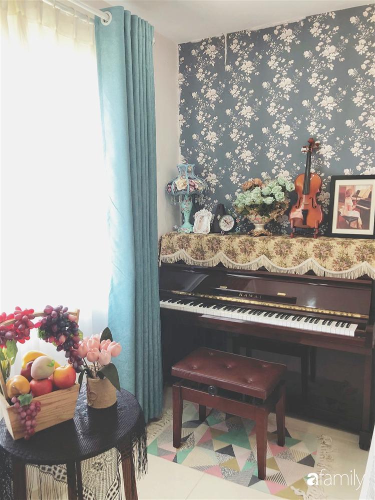 Căn hộ 80m² với phong cách vintage và bộ sưu tập hàng trăm búp bê của cô giáo dạy đàn ở thành phố biển Nha Trang-19