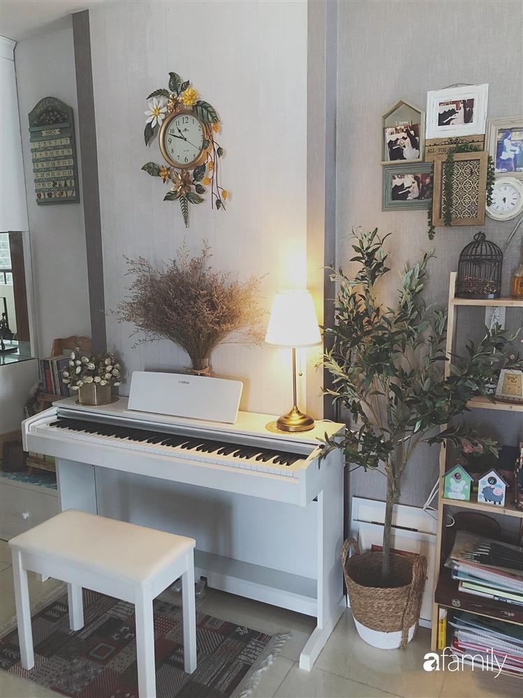 Căn hộ 80m² với phong cách vintage và bộ sưu tập hàng trăm búp bê của cô giáo dạy đàn ở thành phố biển Nha Trang-20