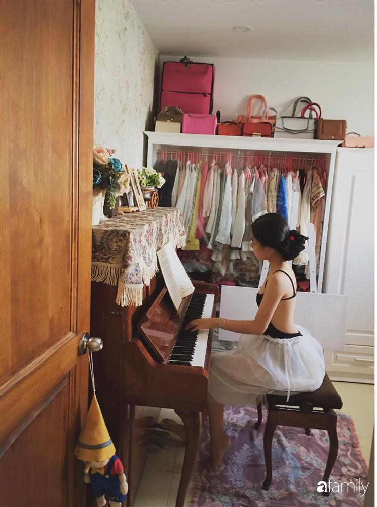 Căn hộ 80m² với phong cách vintage và bộ sưu tập hàng trăm búp bê của cô giáo dạy đàn ở thành phố biển Nha Trang-22
