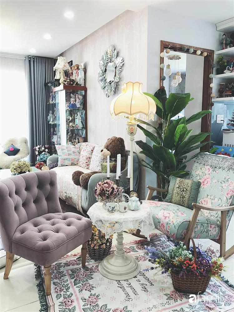 Căn hộ 80m² với phong cách vintage và bộ sưu tập hàng trăm búp bê của cô giáo dạy đàn ở thành phố biển Nha Trang-30