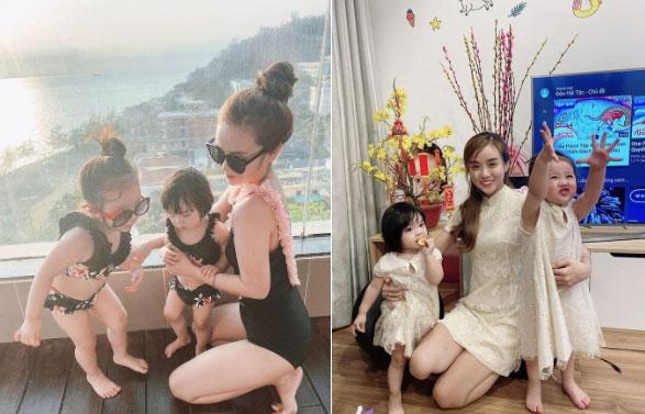 Vợ Hoài Lâm tiết lộ phải ra nước ngoài làm việc tới sát ngày sinh con-6