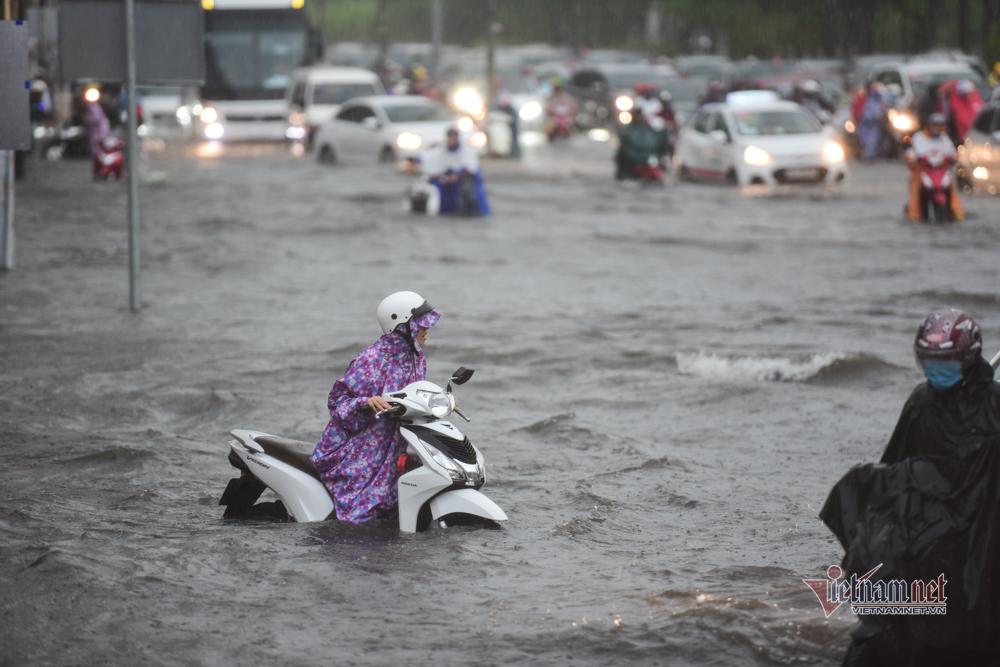 Dự báo thời tiết 17/6, cả nước có mưa dông vào chiều tối-1
