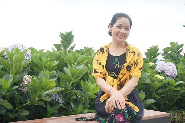 NSƯT Minh Phương chia sẻ bí quyết giữ sức khỏe tuổi U60-2