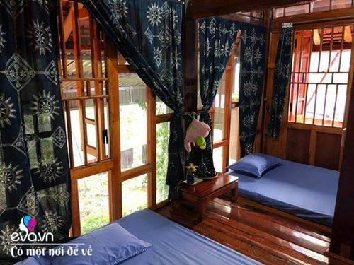 """Bỏ phố lên rừng"""", vợ chồng 8X đến Mộc Châu dựng nhà sàn, trồng lúa nương trong vườn 5000m²-3"""