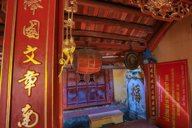 """Nhà cổ gỗ lim chứa toàn báu vật"""" độc nhất của dòng họ nức tiếng Hà Thành-15"""