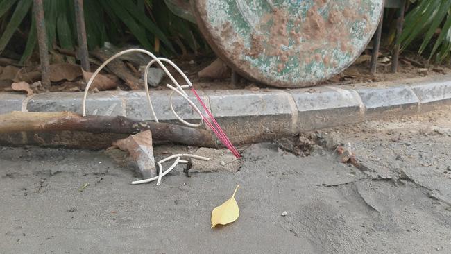Phát hiện 7 tiểu sành chôn ngay dưới khu vực đền Ngọc Sơn-5
