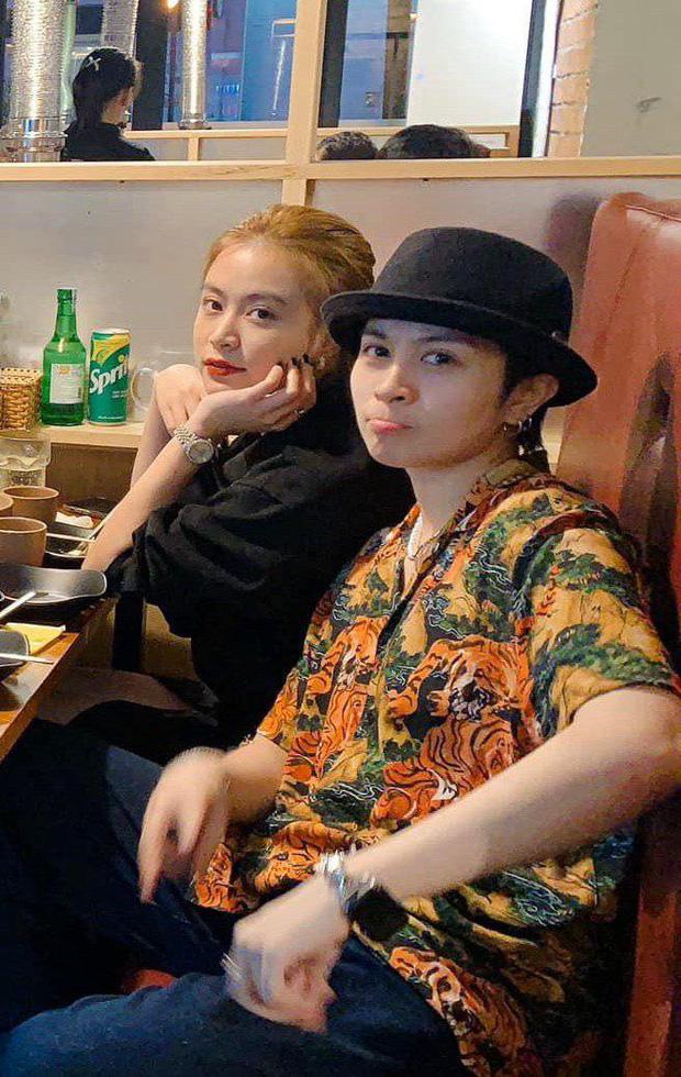 Gil Lê và Hoàng Thuỳ Linh công khai ngồi cạnh cực tình tứ khi tụ họp cùng hội bạn thân: Tiến độ này thì fan mừng phải biết!-5