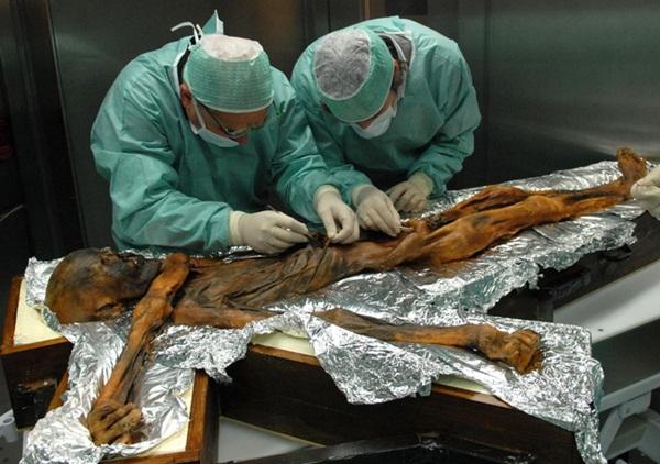 Xác ướp lâu đời nhất của loài người từng được tìm thấy và bí ẩn lời nguyền đáng sợ đoạt mạng 7 người-5