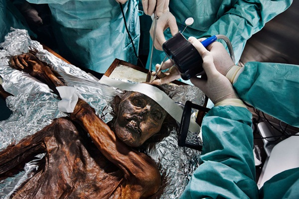 Xác ướp lâu đời nhất của loài người từng được tìm thấy và bí ẩn lời nguyền đáng sợ đoạt mạng 7 người-6