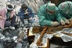 Vén màn bí ẩn xác ướp công chúa gào thét trong mộ cổ Ai Cập 3000 năm tuổi-3