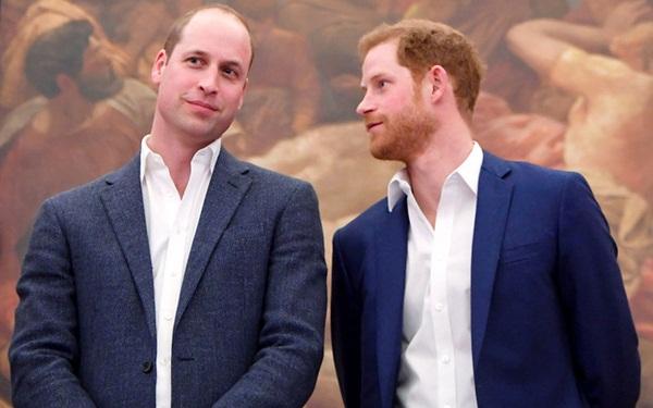 Hoàng tử William trông chừng em trai Harry ở Mỹ bằng việc gọi video nhưng tỏ thái độ lạnh nhạt với Meghan Markle-1