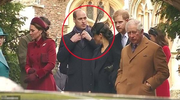 Hoàng tử William trông chừng em trai Harry ở Mỹ bằng việc gọi video nhưng tỏ thái độ lạnh nhạt với Meghan Markle-2