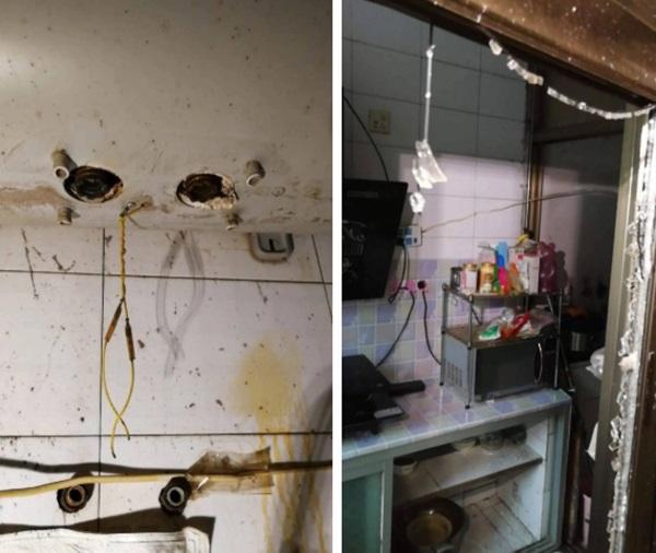 Vợ chồng đang tắm cho con thì máy nước nóng phát nổ khiến cả nhà bỏng nặng, cảnh tượng khi cấp cứu khiến ai cũng đau lòng-1
