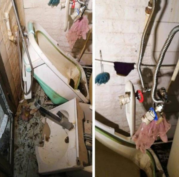 Vợ chồng đang tắm cho con thì máy nước nóng phát nổ khiến cả nhà bỏng nặng, cảnh tượng khi cấp cứu khiến ai cũng đau lòng-2