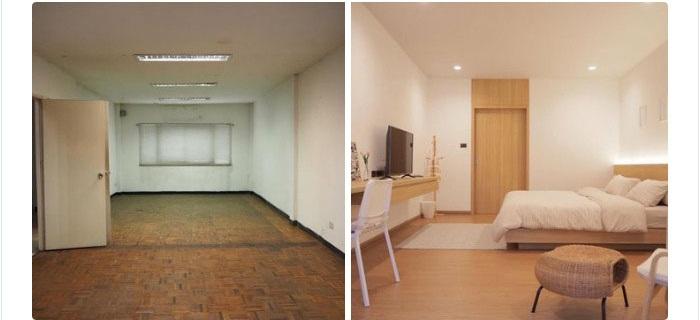 Cặp vợ chồng trẻ tạo bất ngờ khi sửa nhà phố sập sệ tối tăm thành không gian hiện đại, tiện nghi-13