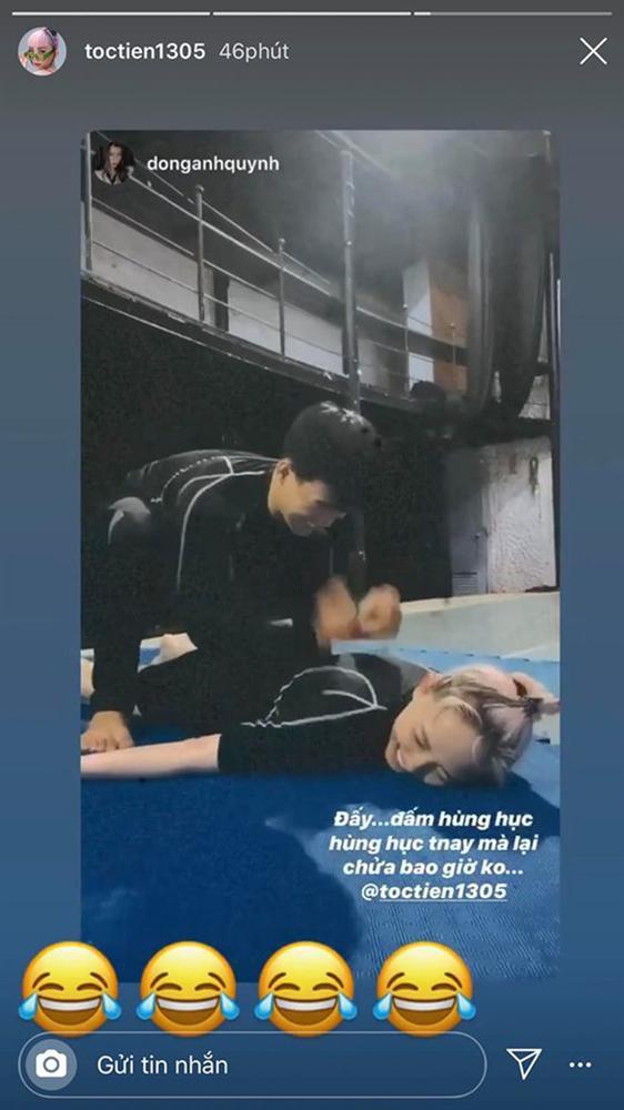 Tóc Tiên tiếp tục có động thái gây chú ý sau tin đồn mang thai: Anh chị còn YOLO thế này cơ mà!-2