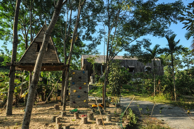 Lạc vào ngôi nhà cổ tích của đôi vợ chồng trẻ tại Đà Nẵng-6