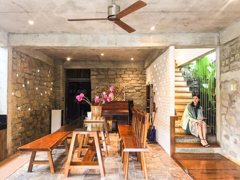 Lạc vào ngôi nhà cổ tích của đôi vợ chồng trẻ tại Đà Nẵng-10